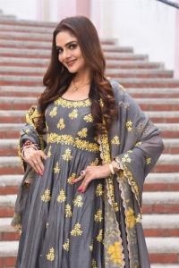 Actress Madhubala Latest Pics @ Naveen Chandra-Sarvanthram Creations Film Opening