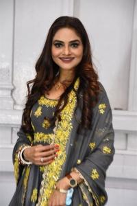 Actress Madhoo Shah in Churidar Dress Pics