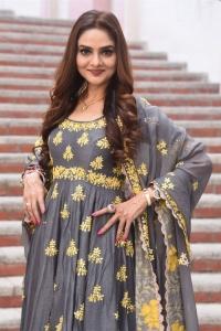 Actress Madhubala Latest Pics in Churidar Dress