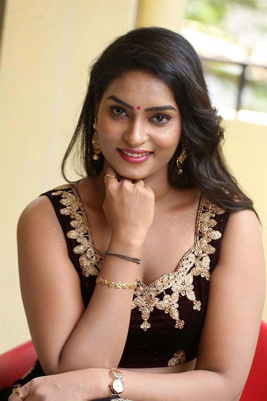 Actress Madhubala Photos @ Sivalingapuram Audio Launch