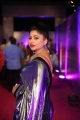 Telugu Actress Madhulagna Das Hot Saree Stills @ Apsara Awards 2018