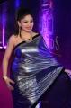 Actress Madhulagna Das Hot Saree Stills @ Zee Telugu Apsara Awards 2018