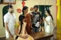 Actress Udaya Bhanu's Madhumathi Movie Working Photos