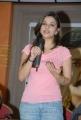 Actress Madhurima Banerjee Stills in Pink T-Shirt