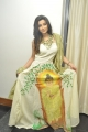 Madhurima Banerjee Hot Photos in Sleeveless White Long Dress