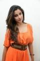 Actress Madhurima Hot Photoshoot Stills in Orange Dress