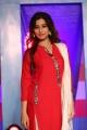 Madhurima Red Churidar Stills @ FBB Dusshera Collection Launch