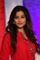 Telugu Actress Madhurima Banerjee Stills in Red Churidar Dress