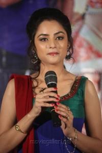Actress Madirakshi Mundle Stills @ Ori Devudoy Audio Launch