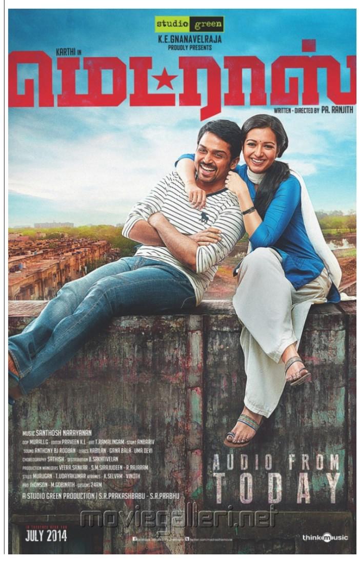 Gangs Of Madras (2019) Original Hindi Dubbed 400MB HDRip 480P
