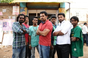 Madras Movie First Look Images
