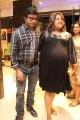Selvaraghavan with Wife Geetanjali @ Madura Garments Collective Store Launch Stills