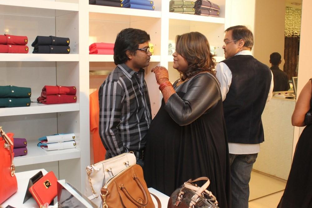 Picture 547186 Selvaraghavan Geetanjali Ps Raman Madura Garments Collective Store Launch