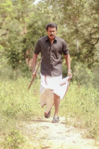 Actor Samuthirakani in Madhura Veeran Movie Stills HD