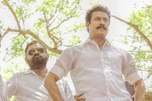 PL Thenappan, Samuthirakani in Madhura Veeran Movie Stills HD