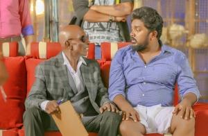 Rajendran, Bala Saravanan in Madhura Veeran Movie Stills HD