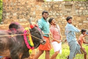 Shanmuga Pandian Madurai Veeran Movie Stills HD