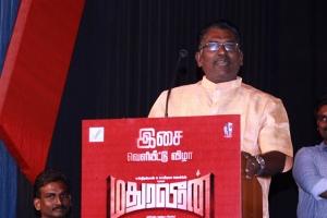 Vela Ramamoorthy @ Madurai Veeran Audio Launch Stills