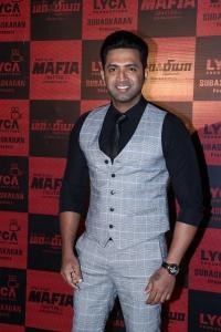 Arun Vijay @ Mafia Movie Press Meet Stills