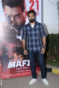 Prasanna @ Mafia Movie Press Meet Stills