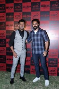 Arun Vijay, Prasanna @ Mafia Movie Press Meet Stills