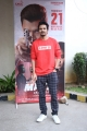 Karthick Naren @ Mafia Movie Press Meet Stills