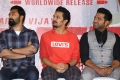 Prasanna, Karthick Naren, Arun Vijay @ Mafia Movie Press Meet Stills