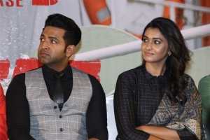 Arun Vijay, Priya Bhavani Shankar @ Mafia Movie Press Meet Stills