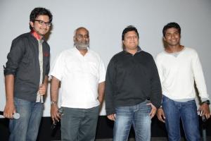 Prudhvi Chandra, Rahul Sipligunj, MM Keeravani, Mani Sharma