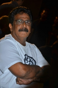 Actor Livingston @ Magalir Mattum Audio Launch Stills