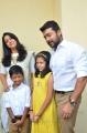 Actor Suriya Family @ Magalir Mattum Audio Launch Stills
