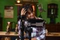 Actress Jyothika @ Magalir Mattum Movie Shooting Spot Stills