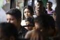 Actress Indhuja Ravichandran in Magamuni Movie Stills HD