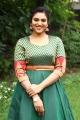 Actress Indhuja Ravichandran @ Magamuni Movie Press Meet Stills