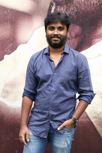 Editor VJ Sabu Joseph @ Magamuni Movie Press Meet Stills
