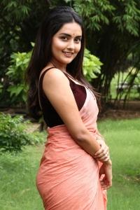Heroine Mahima Nambiar @ Magamuni Movie Press Meet Stills