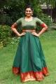 Actress Indhuja @ Magamuni Movie Press Meet Stills