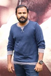 Arun Bathmanaban @ Magamuni Movie Press Meet Stills