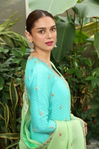 Maha Samudram Movie Actress Aditi Rao Hydari New Stills