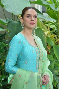 Maha Samudram Movie Actress Aditi Rao Hydari Stills
