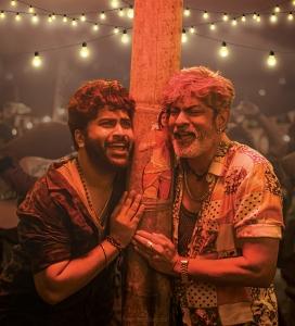 Actor Sharwanand, Jagapathi Babu in Maha Samudram Movie HD Images