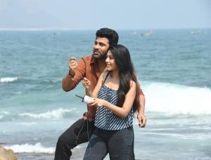 Sharwanand, Anu Emmanuel in Maha Samudram Movie HD Images