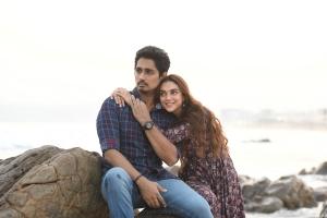 Siddharth, Aditi Rao Hydari in Maha Samudram Movie HD Images