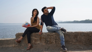 Anu Emmanuel, Sharwanand in Maha Samudram Movie HD Images