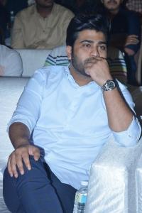 Sharwanand @ Maha Samudram Pre Release Event Stills