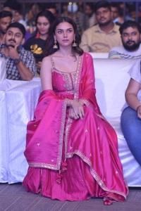 Actress Aditi Rao Hydari @ Maha Samudram Pre Release Event Stills