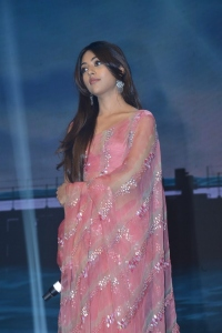 Actress Anu Emmanuel @ Maha Samudram Pre Release Event Stills