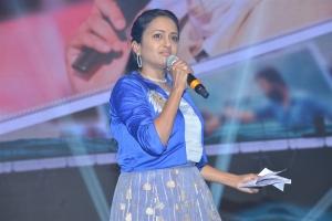 Anchor Suma @ Maha Samudram Pre Release Event Stills