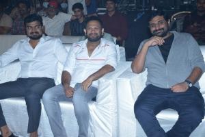 Ajay Bhupathi @ Maha Samudram Pre Release Event Stills