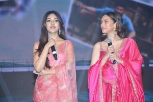 Aditi Rao Hydari @ Maha Samudram Pre Release Event Stills